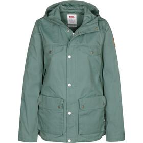 Fjällräven Greenland Jacke Damen frost green